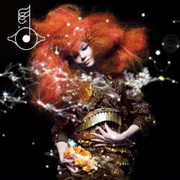 Bjork Biophilia Album Cover